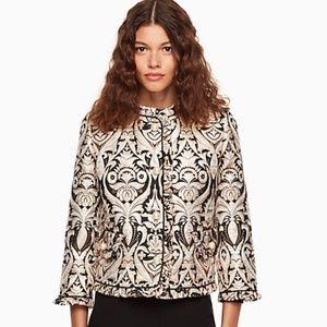 NWT Kate Spade madison avenue 'Rianna' jacket